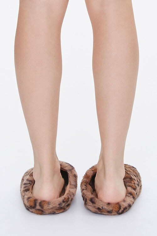 Leopard Print Slippers, image 3