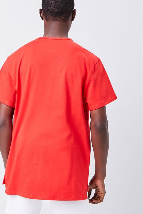 Vented High-Low Tee, image 4