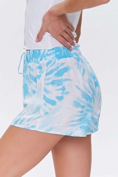 Tie-Dye Drawstring Lounge Shorts, image 3