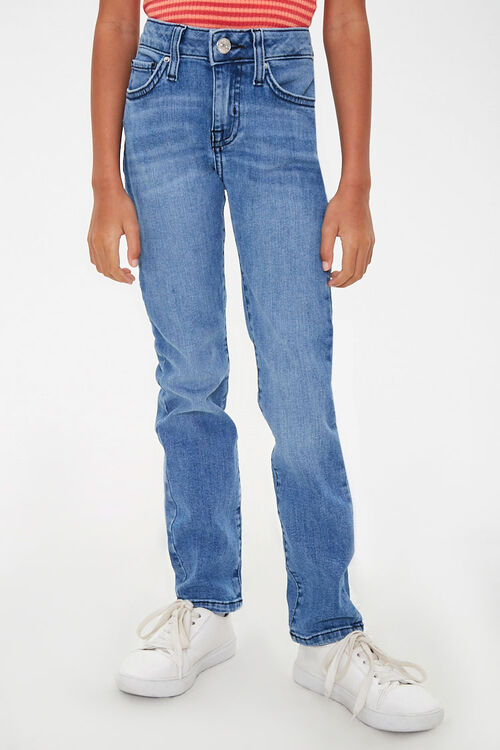Girls Skinny Jeans (Kids), image 2