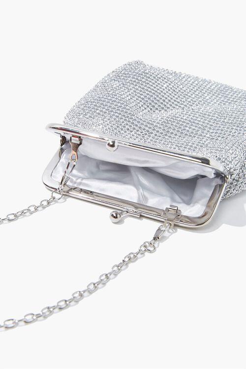 Mini Rhinestone Crossbody Bag, image 3