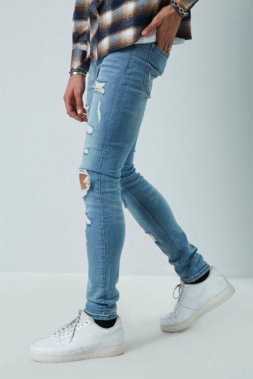Distressed Slim-Fit Jeans, image 2