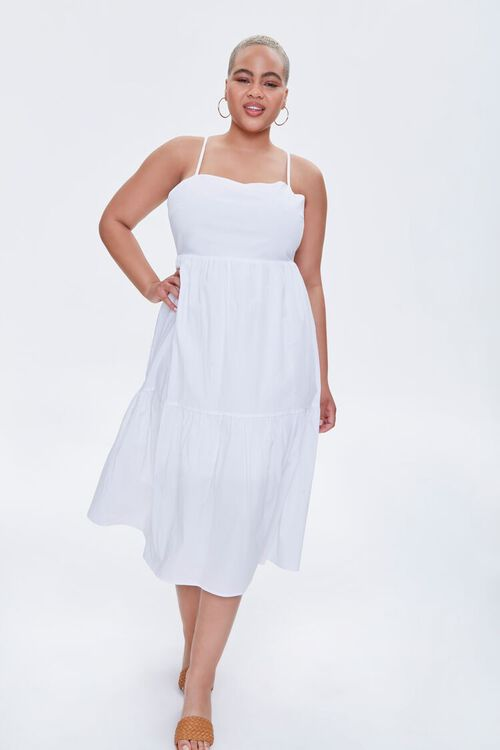 Plus Size Knotted Cutout Dress, image 5