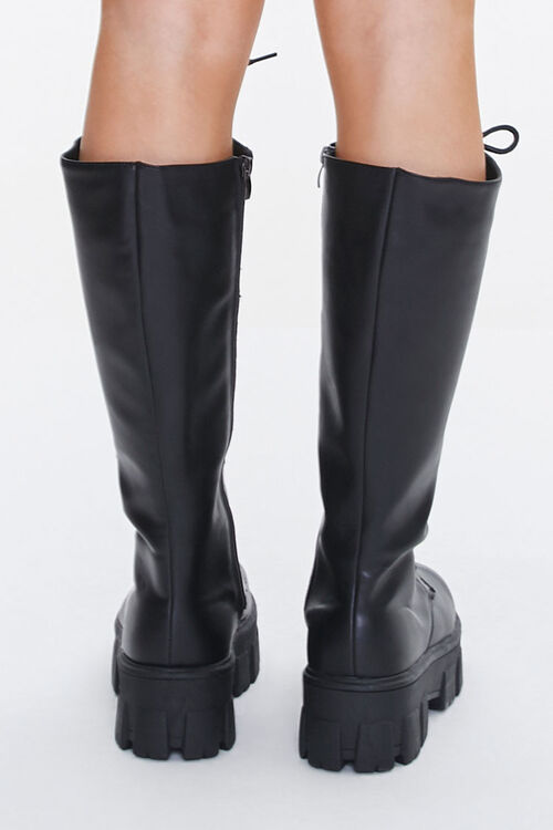 Knee-High Platform Boots, image 3