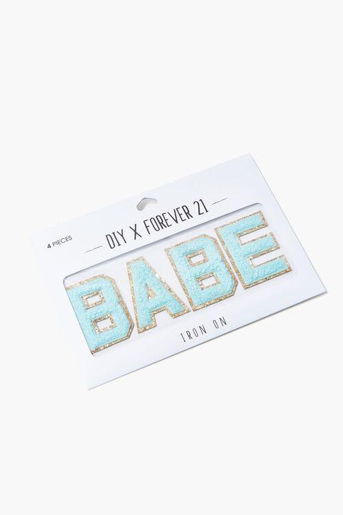 DIY Babe Iron-On Embellishment, image 2