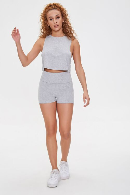 Cropped Muscle Tee, image 4
