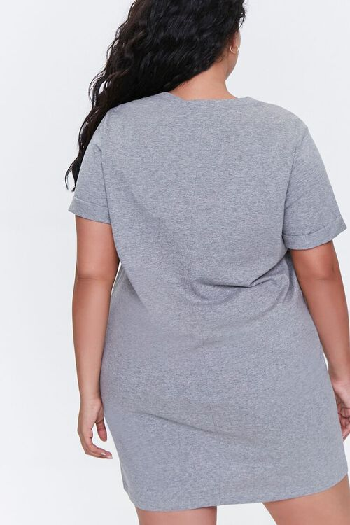 Plus Size Liberty T-Shirt Dress, image 3