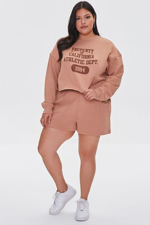 Plus Size Property of California Pullover, image 4