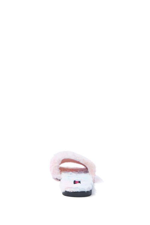 Cloud Wash Faux Fur Slide Sandals, image 2