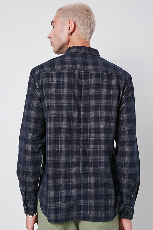 Premium Plaid Pocket Shirt, image 3