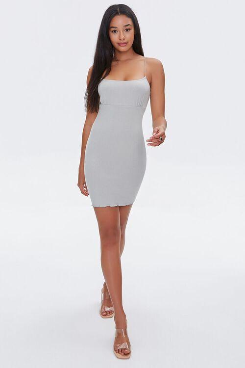 Bodycon Mini Cami Dress, image 4