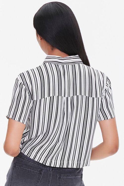 Striped Boxy Pocket Shirt, image 3