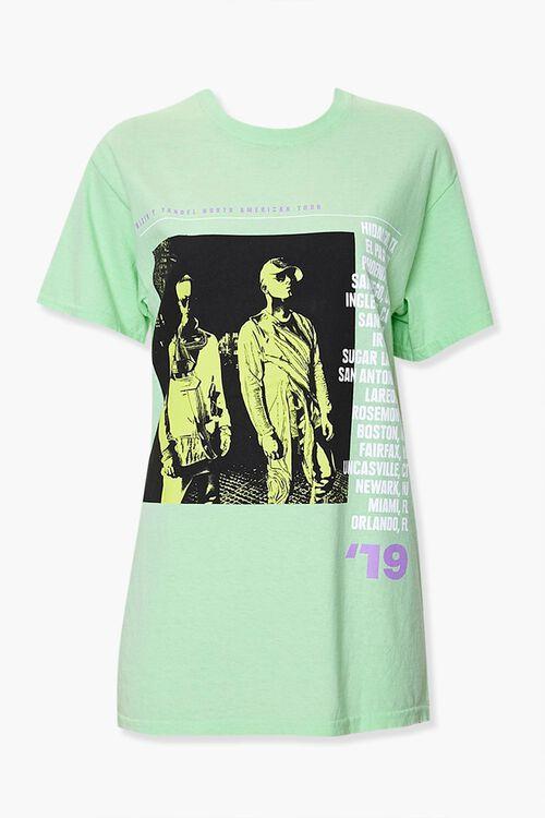 Wisin & Yandel Tour Tee, image 1