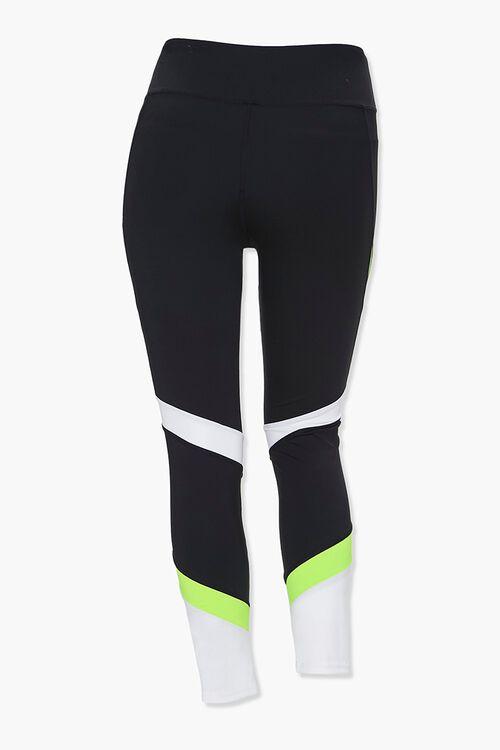 Plus Size Active Colorblock Leggings, image 3
