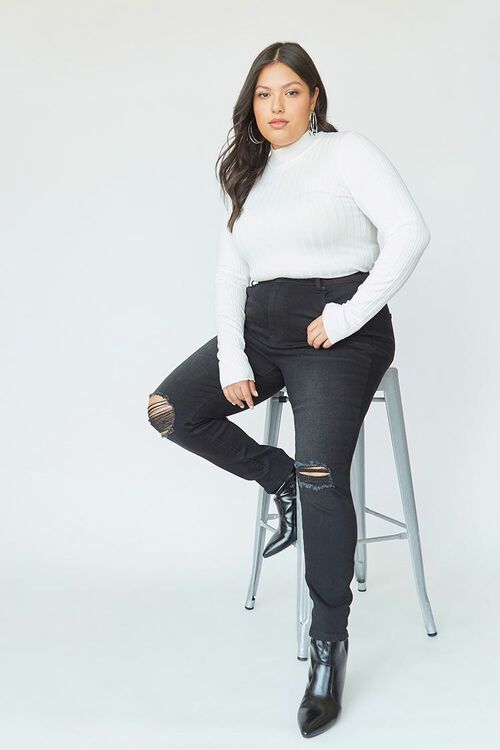 Plus Size Uplyfter Jeans, image 6