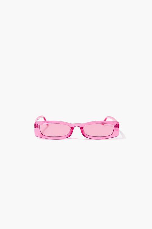 Rectangular Tinted Sunglasses, image 3