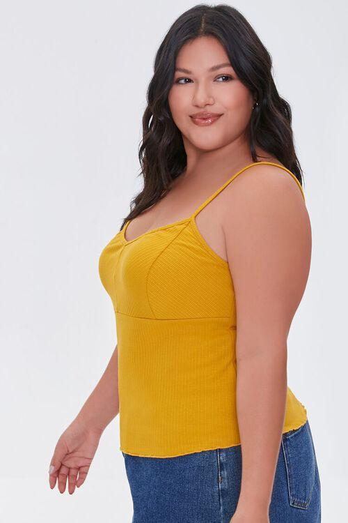 Plus Size Princess-Seamed Cami, image 2