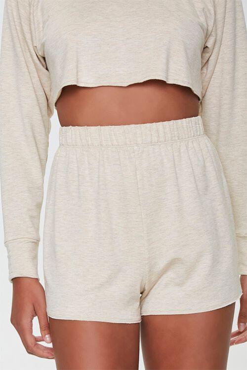 Raw-Cut Lounge Shorts, image 2