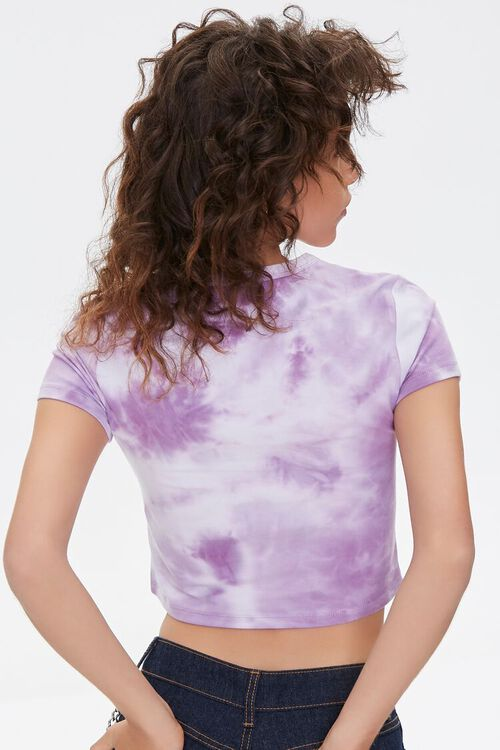 Smiling Face Graphic Cloud Wash Tee, image 3
