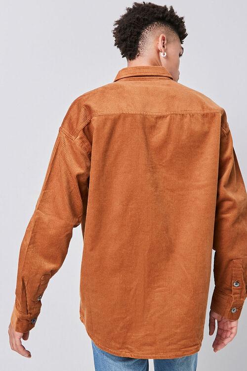 Corduroy Button-Down Jacket, image 3