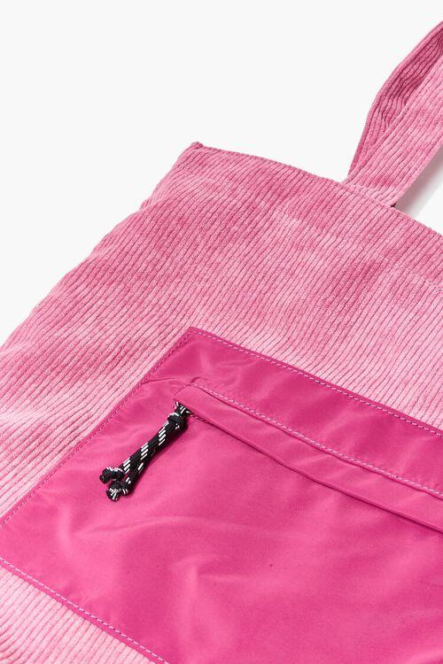 Zip-Pocket Tote Bag, image 3