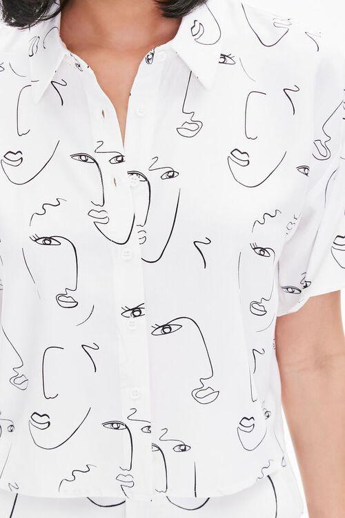 Face Print Pocket Shirt, image 5