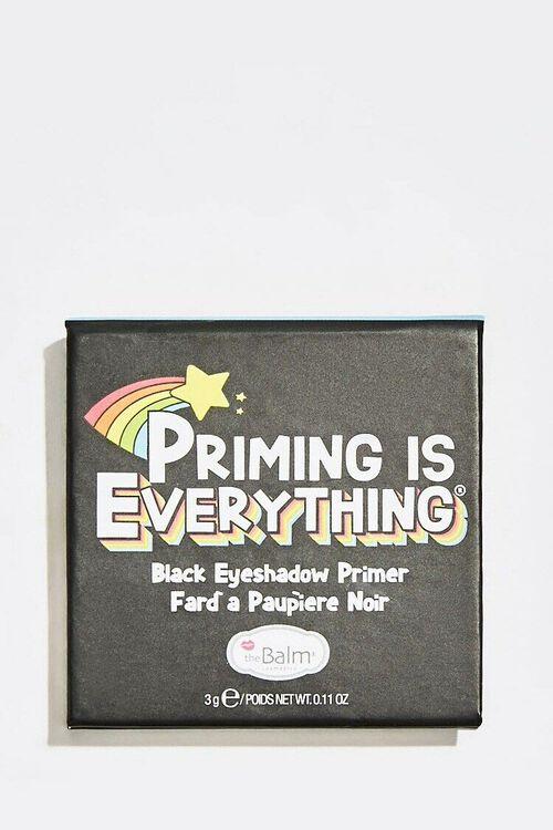 PRIMING IS EVERYTHING - Black Eyeshadow Primer, image 3