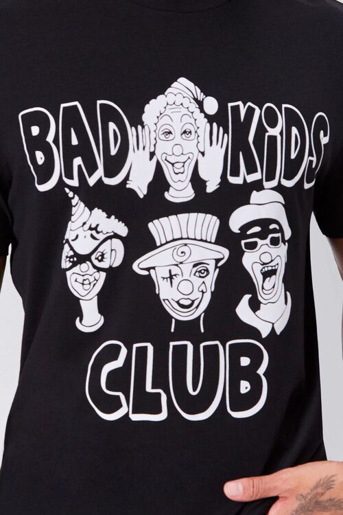 Organically Grown Cotton Bad Kids Club Graphic Tee, image 5