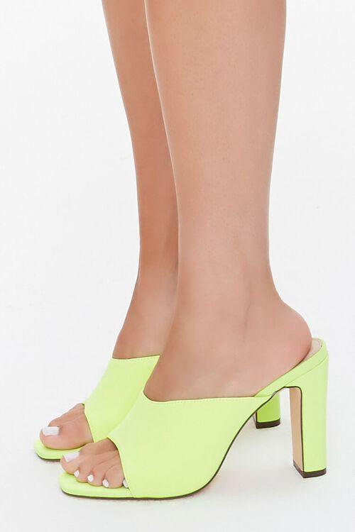 Slip-On Block Heels, image 2