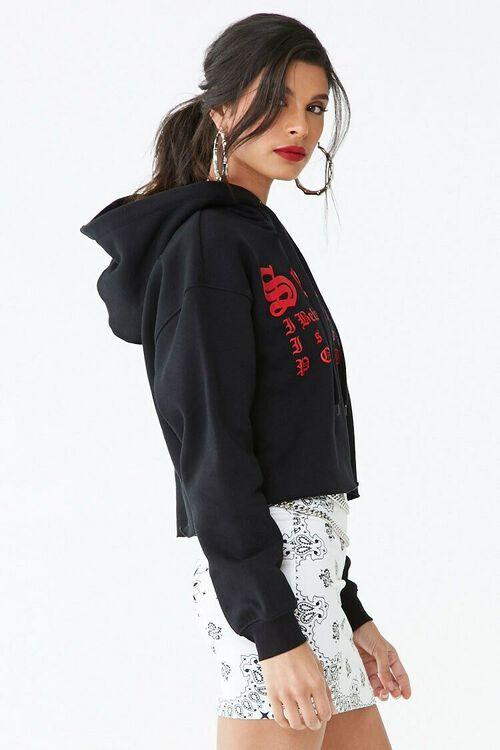 Selena Cropped Hoodie, image 2