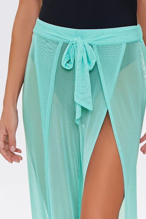 Mesh Swim Cover-Up Pants, image 5