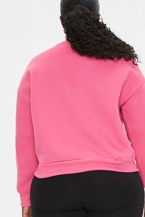 Plus Size Fleece Sweatshirt, image 3