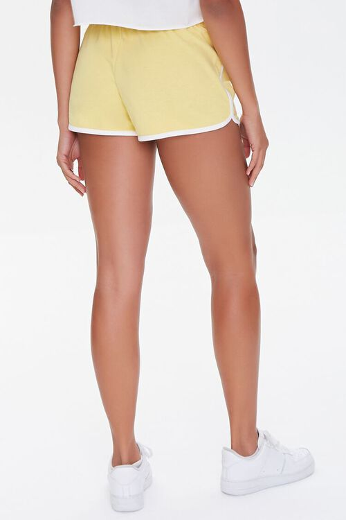 French Terry Ringer Shorts, image 4