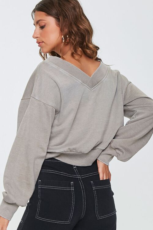 Active Cropped Pullover, image 3