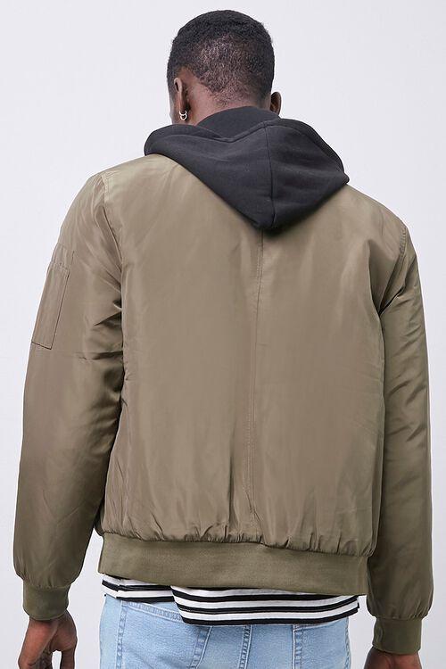 Hooded Bomber Jacket, image 3