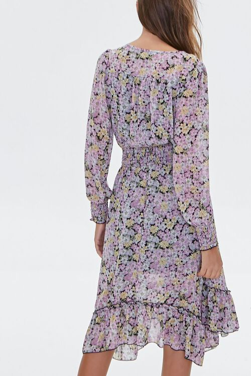 Floral High-Low Dress, image 5