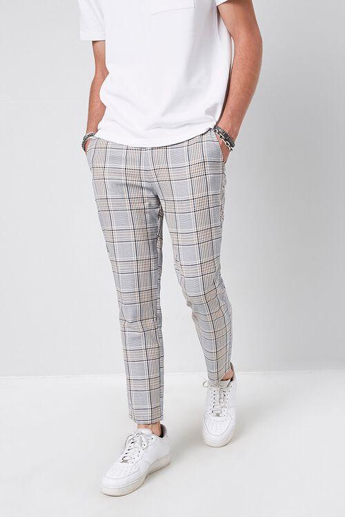 Plaid Print Pants, image 1