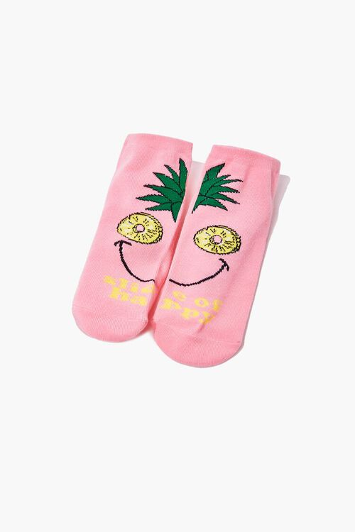 Slice of Happy Ankle Socks, image 1