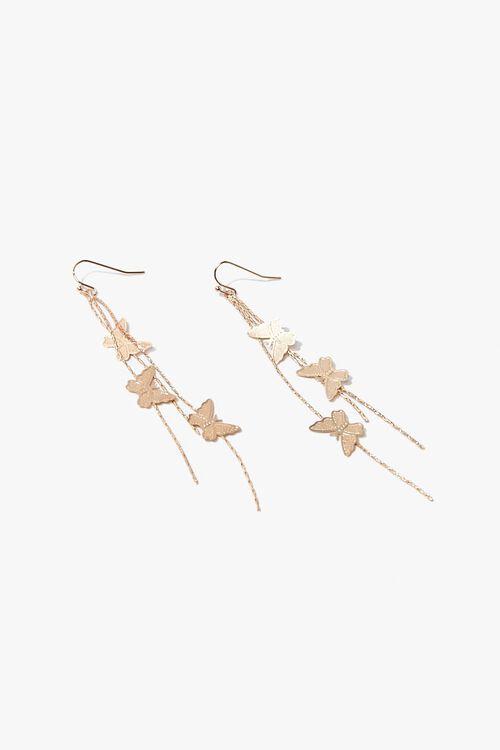 Butterfly Duster Earrings, image 2