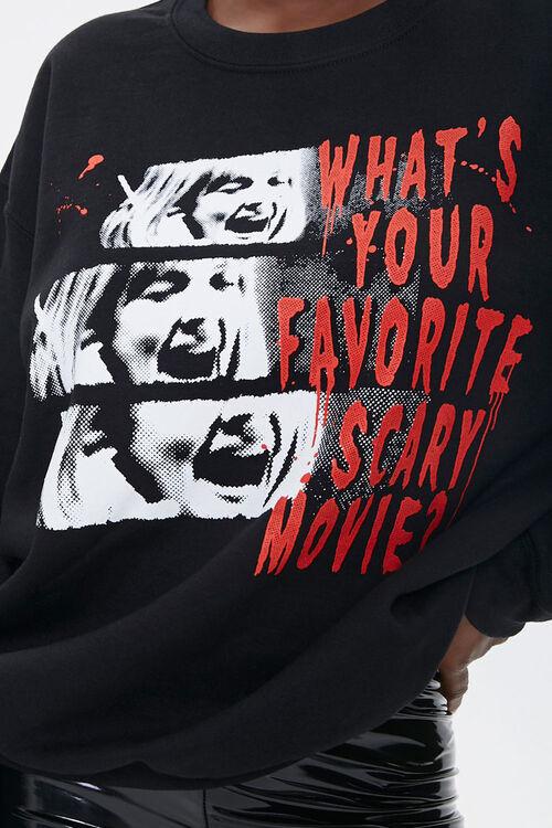 Scream Graphic Sweatshirt, image 5