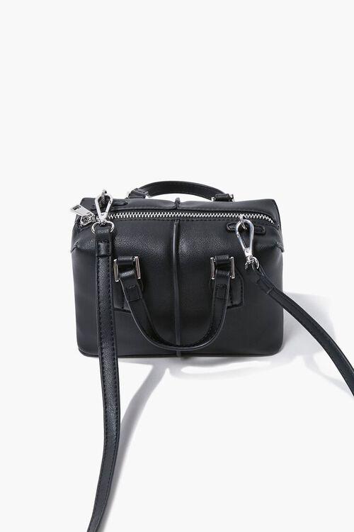 BLACK Top Handle Crossbody Bag, image 1