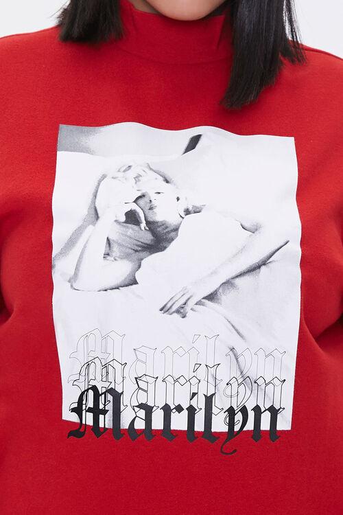 Plus Size Marilyn Monroe Sweatshirt, image 5