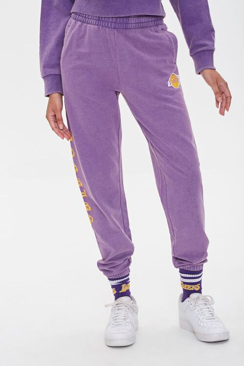 Los Angeles Lakers Joggers, image 3