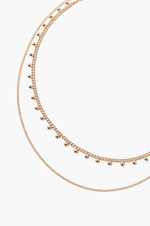 Beaded Layered Necklace, image 1
