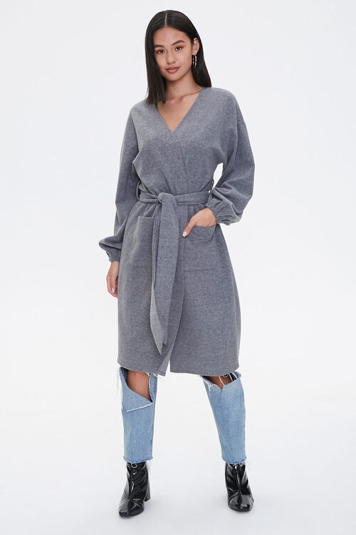 Drop-Sleeve Wrap Jacket, image 4