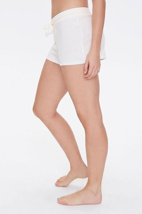 Drawstring Pajama Shorts, image 3