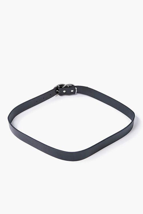 Embossed Buckle Hip Belt, image 2