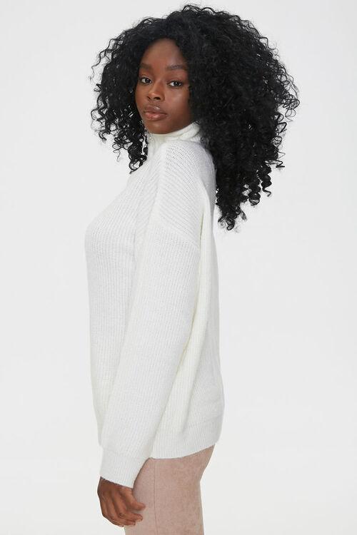 Half-Zip Pullover Sweater, image 2