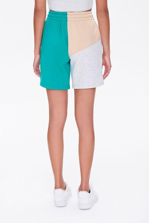 Fleece Colorblock Sweatshorts, image 4