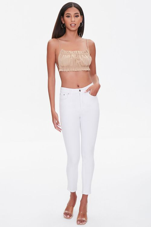 Tie-Back Cropped Cami, image 4